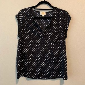 Collective Concepts Womens blouse size Small G55